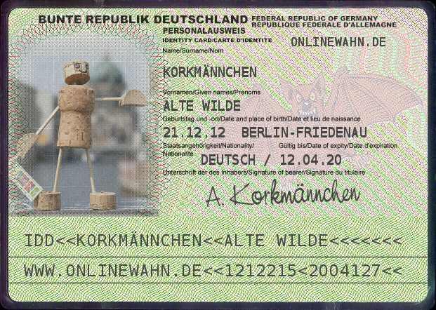 alte-wilde-korkmannchen-personalausweis